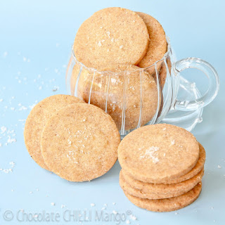Salted Brown Butter Shortbreads Recipe