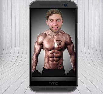 BodyBuilder Photo Suit - náhled