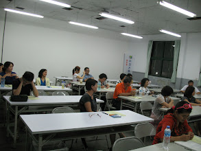 Photo: 20110915 100秋口才主持實務006