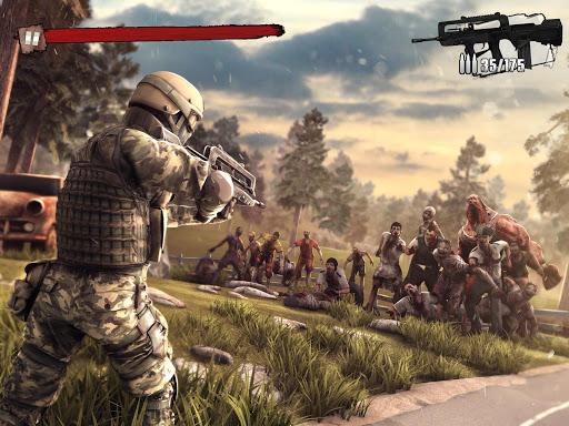 Zombie Frontier 3: Sniper FPS  screenshots 13