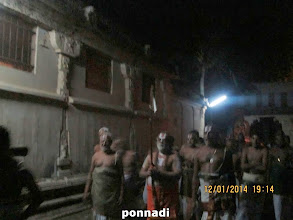 Photo: iyaRpA gOshti during evening puRappAdu