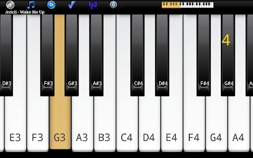 Piano Melody Free Bug screenshots 15