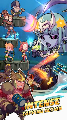 Code Triche Thor : War of Tapnarok APK MOD screenshots 2
