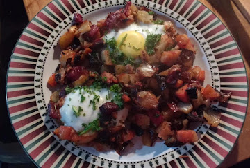 Red Flannel Hash Recipe