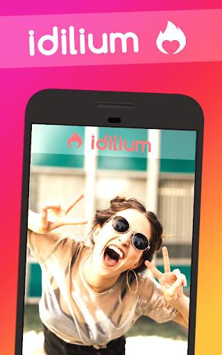 Idilium - Random Video Chat: Random People Dating v-1.28 screenshots 1