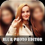 Blur Photo Effect Icon