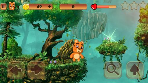 Treasure Island platform game