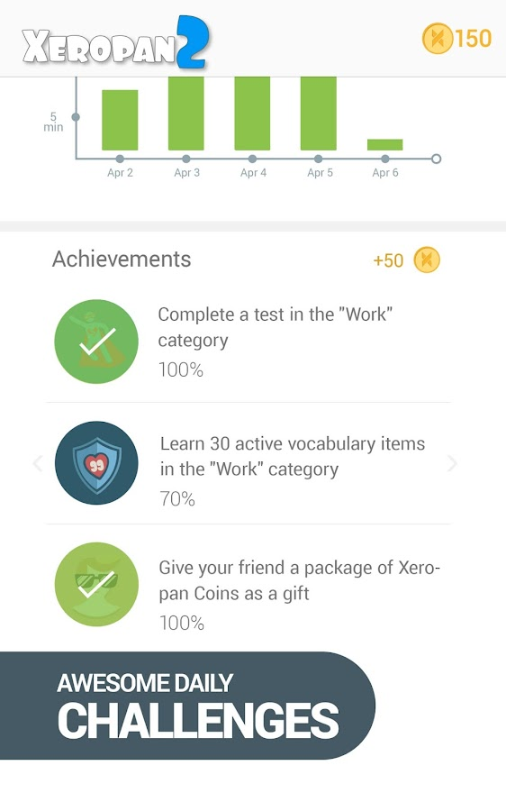 Xeropan: Your English Teacher- screenshot