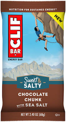 Clif Bar Original Bars: Chocolate Chunk with Sea Salt, Box of 12 alternate image 2