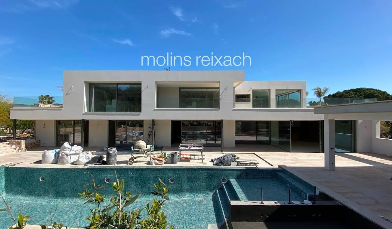 Maison contemporaine avec piscine et jardin Sant Feliu de Guixols