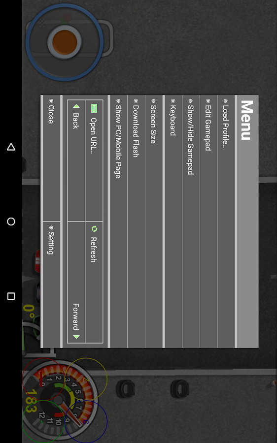 Flash Game Player(SWF Player) - screenshot