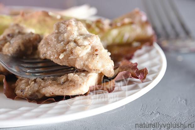 Курица в ореховом соусе | Блог Naturally в глуши