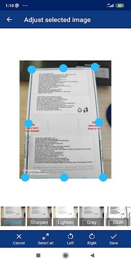PDF Reader & Scanner screenshot 13