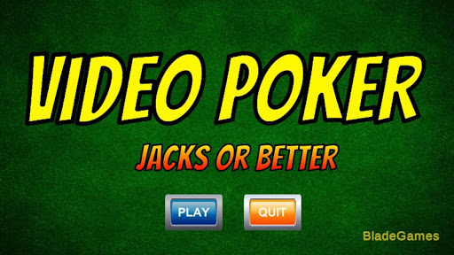 Video Poker - Jacks or Better 2 screenshots 5