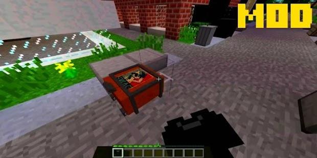 Last Days Mod Minecraft - náhled
