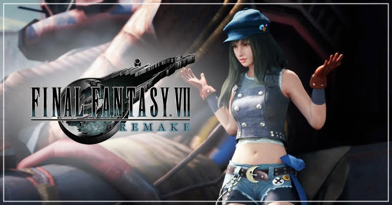 Final Fantasy VII Remake ข้อมูลปิดท้ายก่อนเกมออก