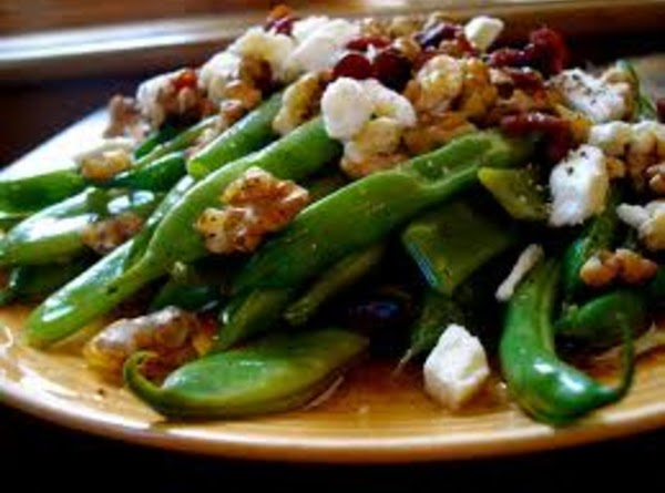 Elegant Green Bean Salad Recipe