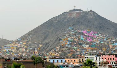 Photo: Outskirts of Lima