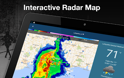 Weather by WeatherBug Apk : Live Radar Map & Forecast 10