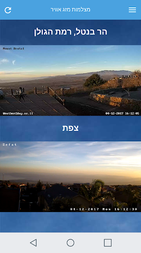 Weather2day - Israel Weather Forecast  screenshots 4