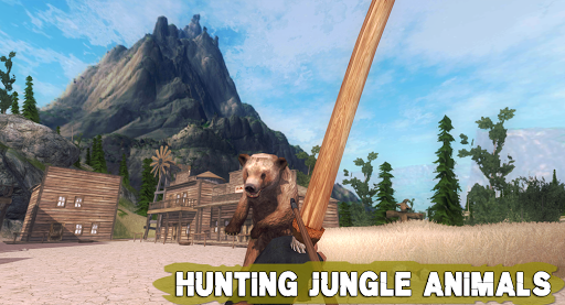 Bear Hunting 3D: Wild Animals Bow Archery Hunting android2mod screenshots 4