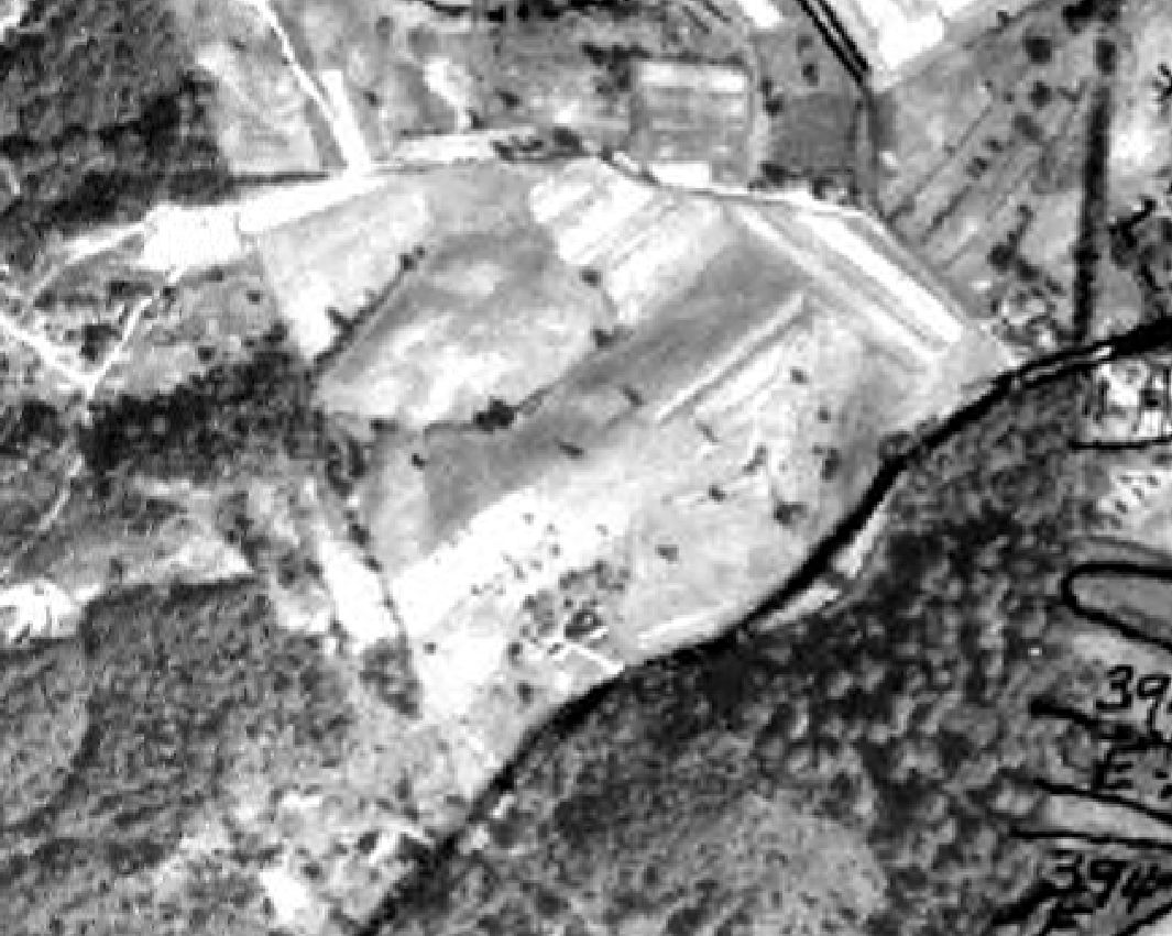 Photo: 1938 Aerial Photo