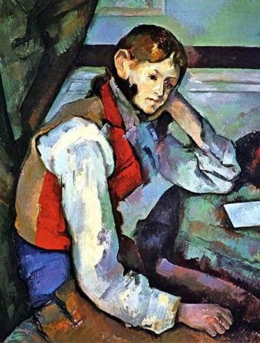 Одна из самых известных работ Поля Сезанна