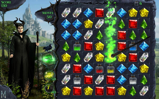 Maleficent Free Fall 8.2.0 screenshots 21