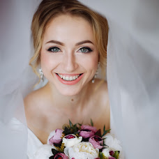 Wedding photographer Ekaterina Glazkova (photostudioSmile). Photo of 16.09.2019