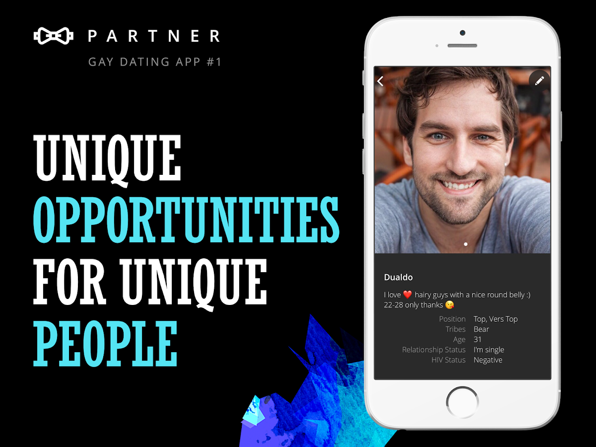 Partner: gay dating app & chat online for hot guys- screenshot