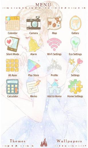 Beautiful Theme-Princess- 1.0.1 Windows u7528 3