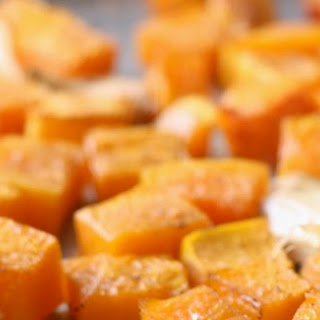 Roasted Butternut Squash with Thai Sriracha Sea Salt