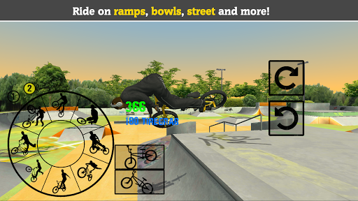 Télécharger Gratuit BMX FE3D 2 - Freestyle Extreme 3D apk mod screenshots 4