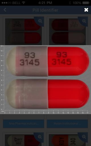 Pill Identifier and Drug list 4.2 screenshots 11