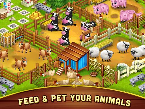 Big Little Farmer Offline Farm screenshot 15