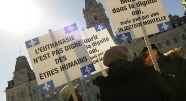 Why euthanasia deaths in Quebec rapidly rise