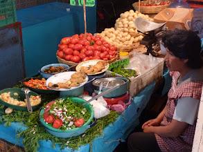 Photo: En el mercado, Puebla