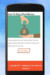 How To Earn Real Money - náhled