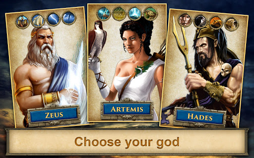 Grepolis - Divine Strategy MMO screenshot 02