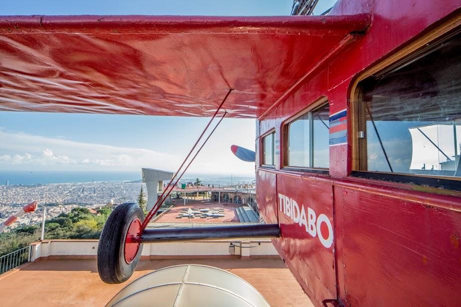 Foto Parque de atracciones Tibidabo 8