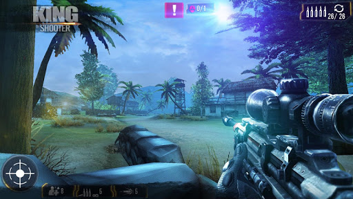 King Of Shooter : Sniper Shot Killer 3D - FPS game (apk) free download for Android/PC/Windows screenshot