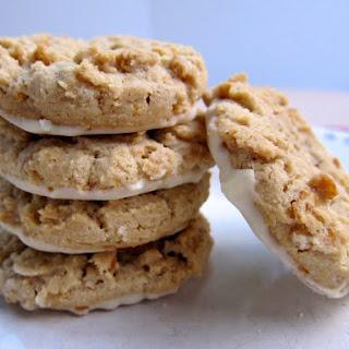 Crunchy Frostbite Cookies.