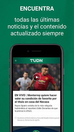 TUDN: Univision Deportes Network 12.2.4 Screenshots 3
