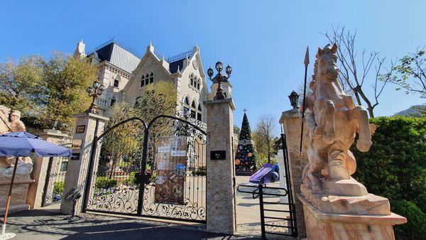 妮娜巧克力夢想城堡|親子旅遊景點。歐洲城堡的巧克力世界。和喜歡的你一起製作巧克力回憶