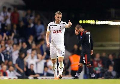 Groupe C: Tottenham a fait exploser Tripolis