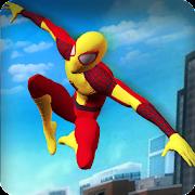 Super Spider Hero VS Monster City Battle Escape