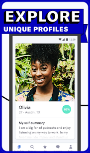 OkCupid MOD APK 42.3.3 [Unlimited Swipe Likes] Online Dating App 6