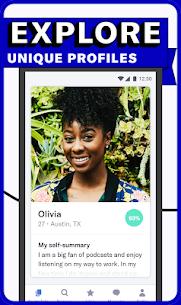 OkCupid MOD APK 46.0.0 [Unlimited Swipe Likes] Online Dating App 6