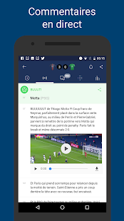 Paris Live – non officiel app sur le PSG FC- screenshot thumbnail