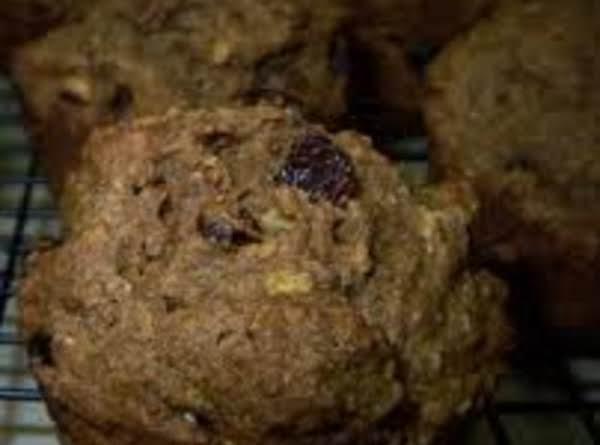 Oatmeal Apple Raisin Muffins Recipe